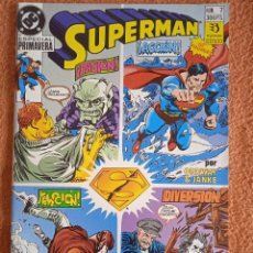 Cómics: SUPERMAN 7 ESPECIAL PRIMAVERA -ZINCO. Lote 268744984