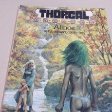 Cómics: COMIC THORGAL: ALINOE - ROSINSKY VAN HAMME; EDICIONES ZINCO REF. UR. Lote 268754719