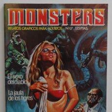 Cómics: MONSTERS - ZINCO (Nº17). Lote 268836184