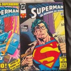Cómics: LOTE SUPERMAN - REINADO SUPERHOMBRES. Lote 268858204