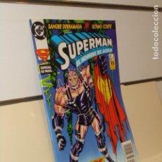 Cómics: SUPERMAN EL HOMBRE DE ACERO Nº 8 DC - ZINCO OFERTA. Lote 268870074