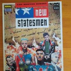 Cómics: NEW STATESMEN Nº 1 - LOS NUEVOS DIOSES - NORMA / ZINCO (8Y). Lote 268934119