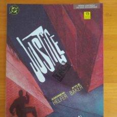 Cómics: JUSTICE INC. LIBRO UNO - ANDREW HELFER - DC - ZINCO (8Y). Lote 268935389