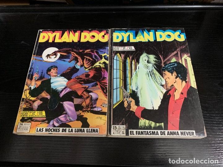 DYLAN DOG DE ZINCO. COLECCIÓN COMPLETA EN DOS VOLUMENES RETAPADOS (Tebeos y Comics - Zinco - Retapados)