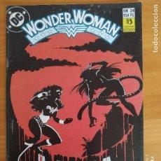 Cómics: WONDER WOMAN - Nº 24 - DC - EDICIONES ZINCO (7I). Lote 268990674