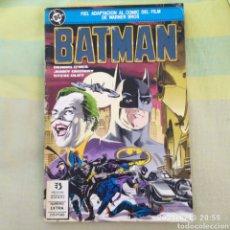 Cómics: BATMAN NUMERO EXTRA 1989 DC - ZINCO. Lote 268993509