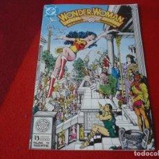 Cómics: WONDER WOMAN Nº 11 ( GEORGE PEREZ ) ¡MUY BUEN ESTADO! DC ZINCO LA MUJER MARAVILLA. Lote 269039473