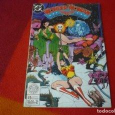 Cómics: WONDER WOMAN Nº 15 ( GEORGE PEREZ ) ¡MUY BUEN ESTADO! DC ZINCO LA MUJER MARAVILLA. Lote 269040053