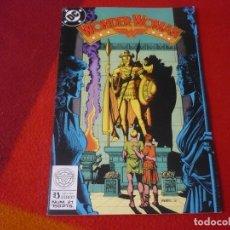 Cómics: WONDER WOMAN Nº 21 ( GEORGE PEREZ ) ¡MUY BUEN ESTADO! DC ZINCO LA MUJER MARAVILLA. Lote 269064288
