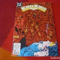 Cómics: WONDER WOMAN Nº 22 ( GEORGE PEREZ ) ¡MUY BUEN ESTADO! DC ZINCO LA MUJER MARAVILLA. Lote 269064478