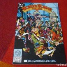 Cómics: WONDER WOMAN Nº 23 ( GEORGE PEREZ ) ¡MUY BUEN ESTADO! DC ZINCO LA MUJER MARAVILLA. Lote 269065063