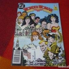 Cómics: WONDER WOMAN Nº 25 ( GEORGE PEREZ ) ¡MUY BUEN ESTADO! DC ZINCO LA MUJER MARAVILLA. Lote 269065328