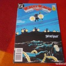 Cómics: WONDER WOMAN Nº 27 ( GEORGE PEREZ ) ¡MUY BUEN ESTADO! DC ZINCO LA MUJER MARAVILLA. Lote 269065683