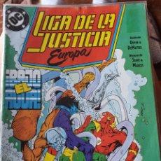 Cómics: LIGA DE LA JUSTICIA DE EUROPA NÚMERO 2 (ZINCO). Lote 269191728