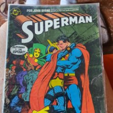 Cómics: SUPERMAN VOLUMEN 2 NÚMERO 26 (JOHN BYRNE) ZINCO. Lote 269192353