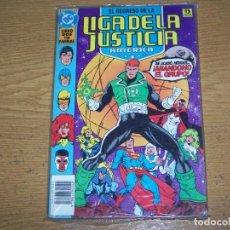 Cómics: ZINCO EL REGRESO DE LA LIGA DE JUSTICIA LIBROS 2. Lote 269219633