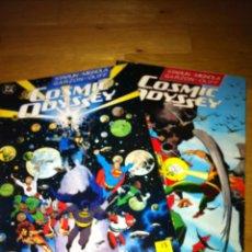 Comics : DC COSMIC ODISSEY NUMS. 1 AL 2. Lote 269263143