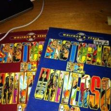 Comics : HISTORIA DEL UNIVERSO DC NUMS. 1 AL 2. Lote 269263208