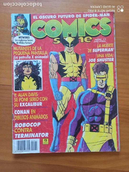 COMICS SCENE Nº 11 - ZINCO (I1) (Tebeos y Comics - Zinco - Otros)