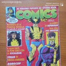 Cómics: COMICS SCENE Nº 11 - ZINCO (I1). Lote 269391158