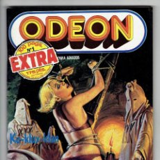 Cómics: ODEON Nº 1 EXTRA - 100 PÁG. SORPRESA FINAL - LA MUERTE EN PALACIO - ZINCO 1987. Lote 269393063