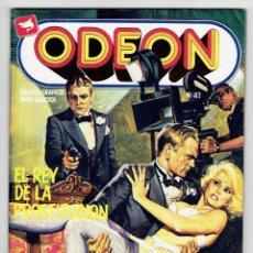 Cómics: ODEON Nº 82 - EL REY DE LA PROSTITUCIÓN - MATRIMONIO DE CONVENIENCIA - EDICIONES ZINCO. Lote 269393848