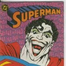 Cómics: SUPERMAN 13. ¿ADIVINA QUIEN ESTA EN METROPOLIS...? JHON BYRNE & DICK GIORDANO. Lote 269413603