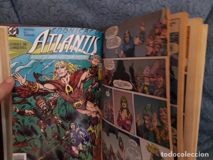 Cómics: TOMO ENCUADERNADO Cronicas de Atlantis de Peter David & Maroto, Zinco 1991 - Foto 4 - 269439838