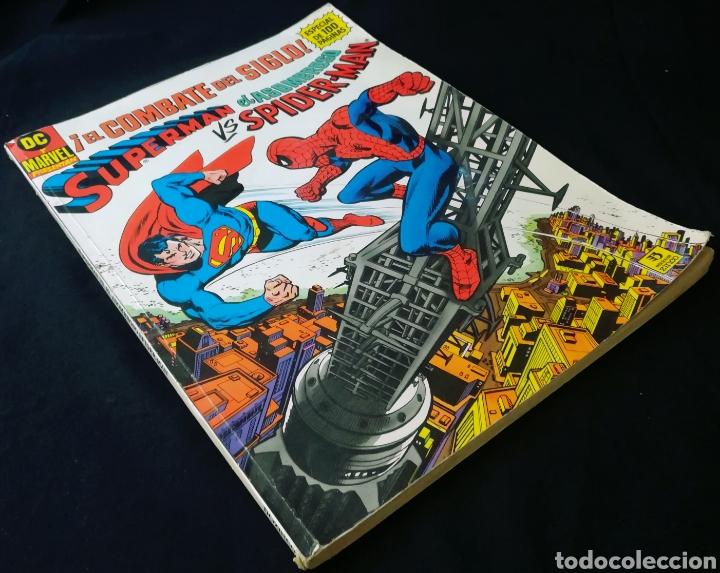 Cómics: Superman vs Spider-man - Foto 2 - 269443833