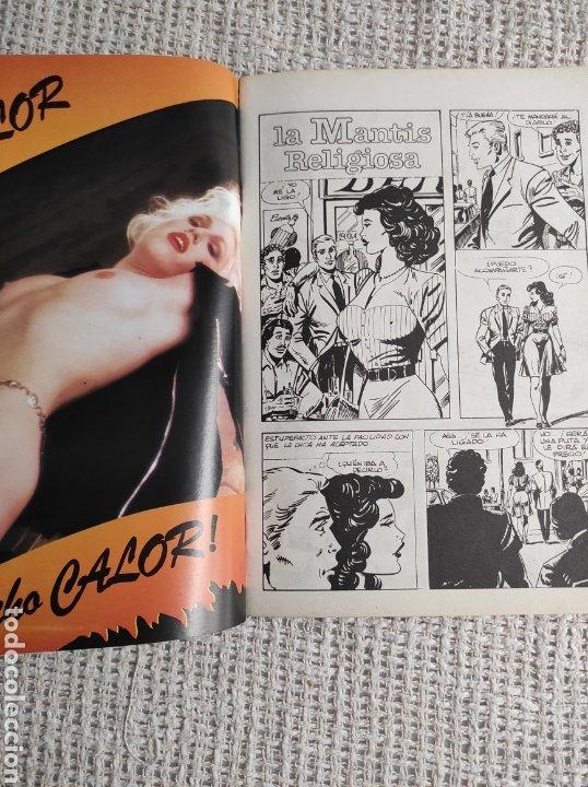 Cómics: FLASH GIRL Nº 7 , COMIC EROTICO PARA ADULTOS -EDITA: ZINCO EN EL SELLO TIBURON - Foto 2 - 269455273