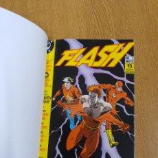 Cómics: FLASH NUMEROS 1 AL 5 ZINCO , ENCUADERNADOS. Lote 269581258