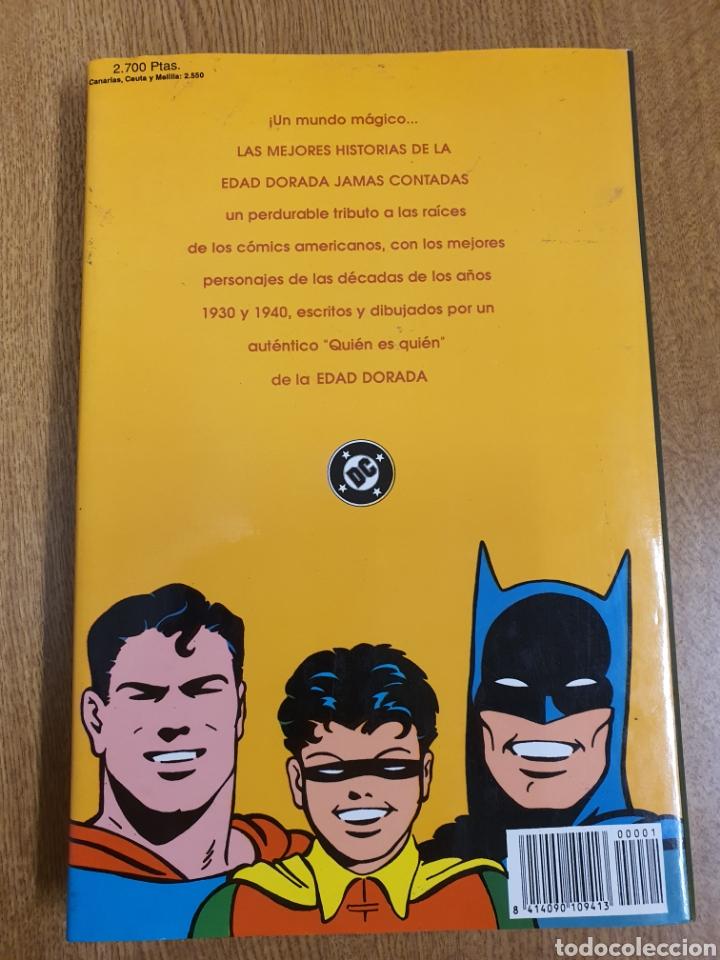 Cómics: Las mejores historias de la Edad Dorada jamás contadas , ediciones Zinco , tapa dura - Foto 2 - 269581488