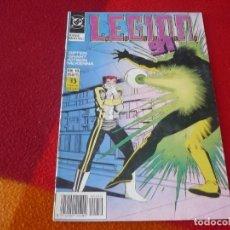 Cómics: LEGION 91 Nº 10 ( GIFFEN GRANT KITSON ) ¡BUEN ESTADO! DC ZINCO. Lote 269581513