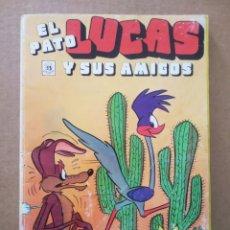 Cómics: RETAPADO EL PATO LUCAS TOMO 4: NÚMEROS 16-17-18-19 (ZINCO, 1987). 144 PÁGINAS A COLOR.. Lote 269699848