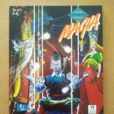 Cómics: LOS LIBROS DE LA MAGIA IV (ZINCO,1991). POR NEIL GAIMAN Y PAUL JOHNSON.. Lote 269700733