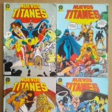 Cómics: LOTE NUEVOS TITANES: NÚMEROS 1-2-3-4-6-27-39-41-42-43-44-49 (ZINCO, 1984). POR WOLFMAN Y PÉREZ.. Lote 269703723