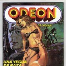 Cómics: ODEON Nº 38 - UNA YEGUA DE RAZA - EL CAMPEÓN - EDICIONES ZINCO. Lote 269754038