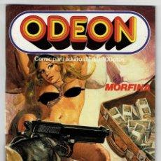 Cómics: ODEON Nº 40 - MORFINA - EL ÚLTIMO CRUCERO - EDICIONES ZINCO. Lote 269754233