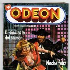 Cómics: ODEON Nº 74 - EL SINDICATO DEL CRIMEN - NOCHE FELIZ - EDICIONES ZINCO. Lote 269754528