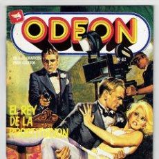 Cómics: ODEON Nº 82 - EL REY DE LA PROSTITUCIÓN - MATRIMONIO DE CONVENIENCIA - EDICIONES ZINCO. Lote 269754568