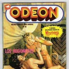 Cómics: ODEON Nº 85 - MISTERIA - LOS HUGONOTES - MASACRE EN LA MANSIÓN - EDICIONES ZINCO. Lote 269754813
