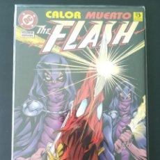 Cómics: CALOR MUERTO THE FLASH. Lote 269981343