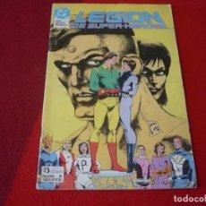 Cómics: LEGION DE SUPER-HEROES Nº 8 ( LEVITZ ) DC ZINCO SUPERHEROES. Lote 269995048