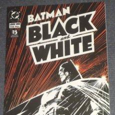Cómics: BATMAN BLACK AND WHITE LIBRO 1 EDICIONES ZINCO. Lote 270001453