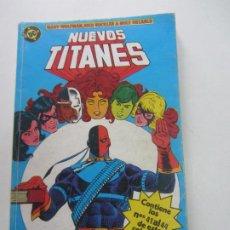 Cómics: NUEVOS TITANES Nº 41 AL 44 - ED. ZINCO RETAPADO E5. Lote 270135788
