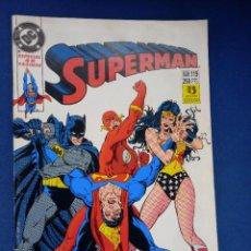 Cómics: SUPERMAN NÚMERO 119. VOL.2. ZINCO.. Lote 270235153
