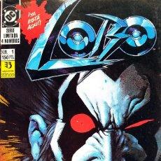 Cómics: LOBO Nº 1 EL ULTIMO CZARNIANO. ZINCO. SIMON BISLEY, GIFFEN & GRANT (PERFECTO ESTADO). Lote 270360823