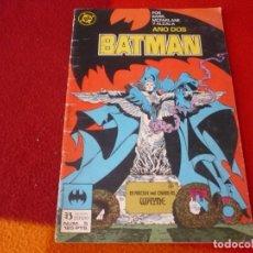 Cómics: BATMAN Nº 5 AÑO DOS ( BARR MCFARLANE ALCALA ) DC ZINCO. Lote 270517933