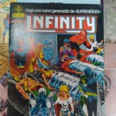 Cómics: INFINITY INC. NÚM. 3. Lote 270572183