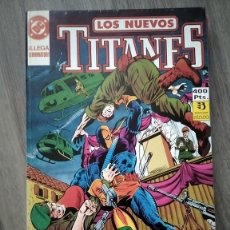 Cómics: LOS NUEVOS TITANES VOL.2 RETAPADO CON EL 27 AL 30 DE ZINCO. WOLFMAN Y GRUMMET. Lote 270597528